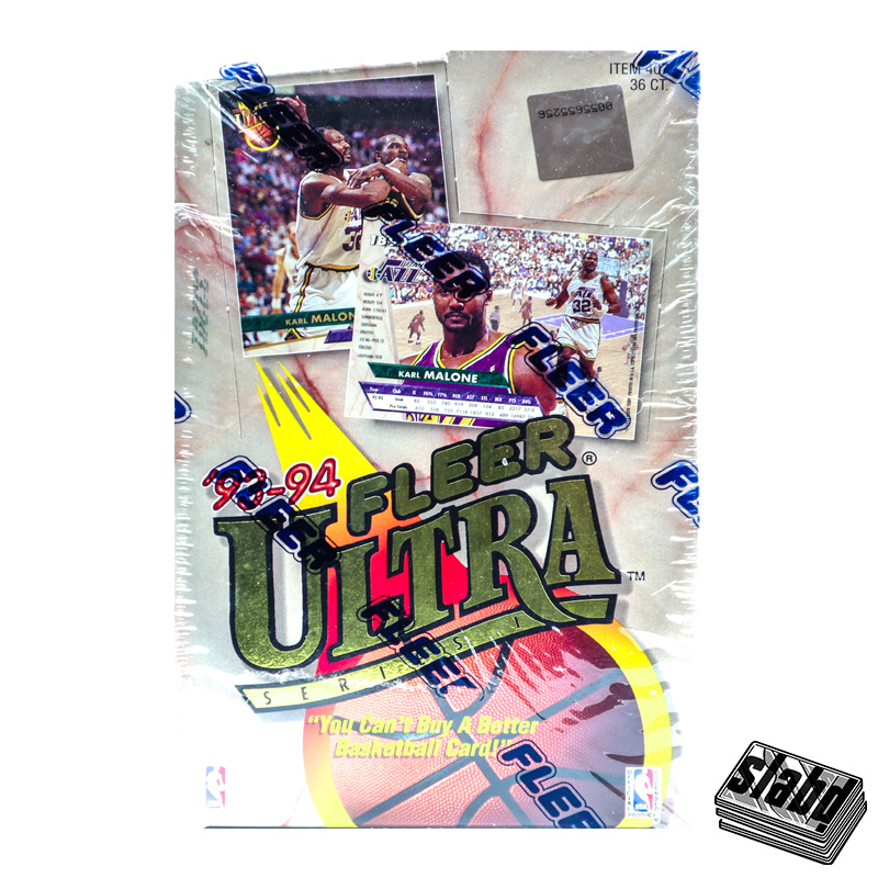 1993 94 Fleer Ultra Front
